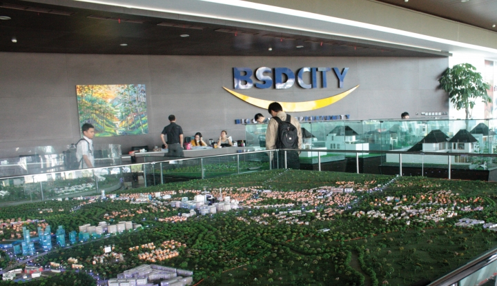 BSDE Cucu Pendiri Sinar Mas Group Beli Ratusan Juta Saham Pengembang BSD