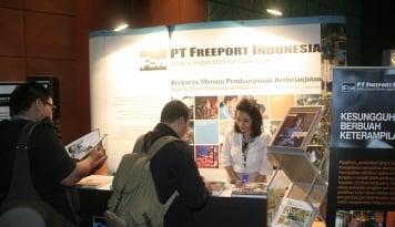 Foto Gaji dan Tunjangan Karyawan Jadi Keunggulan Freeport Indonesia