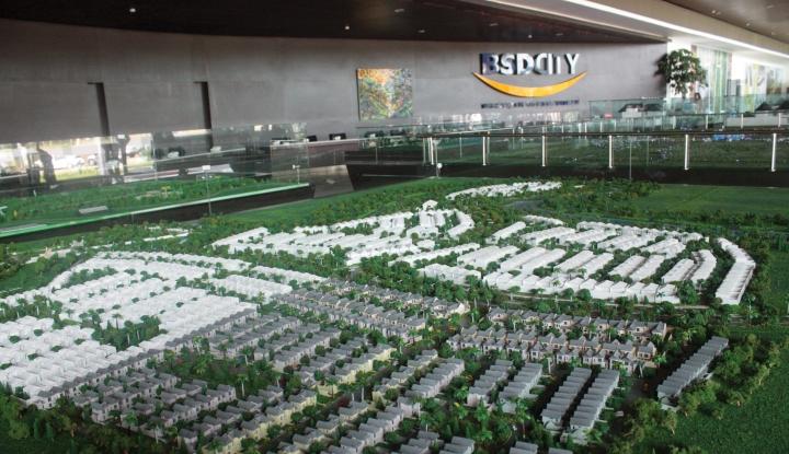 Foto Berita BSDE Bukukan Marketing Sales Sebesar Rp5,4 Triliun