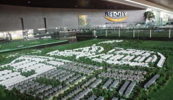 Foto BSDE Bukukan Marketing Sales Sebesar Rp5,4 Triliun