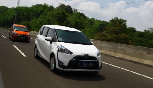 Foto Ini Strategi Toyota Genjot Penjualan Sienta