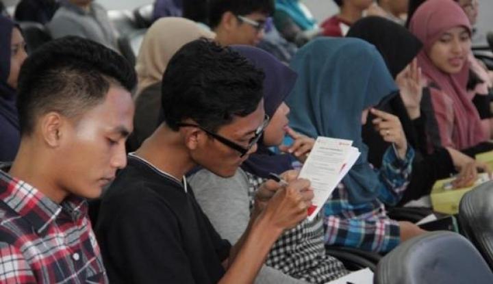 Foto Berita Mahasiswa: Katakan Tidak Pada Plagiarisme!