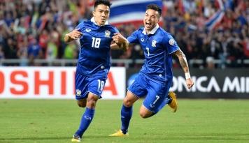 2-1, Timnas Thailand U-22 Ungguli Vietnam di Babak Pertama