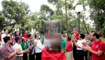 Foto Prudential Bangun Taman Literasi Keuangan Indonesia