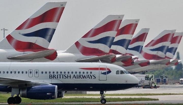 British Airways Kembali Buka Rute Penerbangan ke Pakistan - Warta Ekonomi