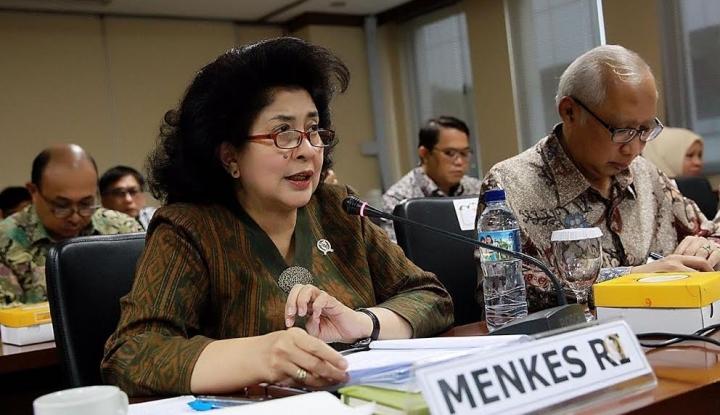 Foto Berita Menkes Berjanji Indonesia Bersih Difteri Jelang Asian Games