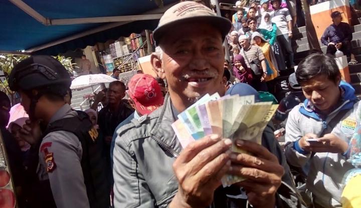 Foto Berita Bawaslu: Jangan Terpengaruh Iming-iming Uang