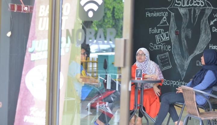Foto Berita Memulai Bisnis dengan Keluar dari Zona Nyaman