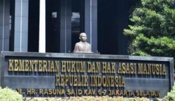 Heboh Video Wamenkumham Eddy Sebut Penyidik KPK Intimidasi Para Hakim, Faktanya...