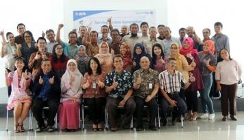 Foto Tingkatkan Kualitas Pendidikan, BCA Gelar Pelatihan untuk Staf Institut Teknologi Bandung