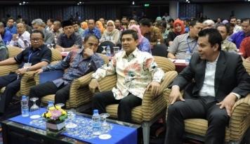 Foto Ahmad Heryawan dan Yuddy Chrisnandi Didorong Masuk Bursa Cawapres