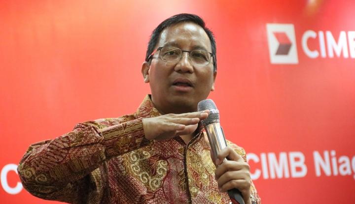 Foto Berita Gesekan Politik Tak Akan Pengaruhi Dinamika Bisnis