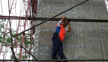 Foto Perbaikan Jembatan Cisomang Diminta Selesai Sebelum Puasa