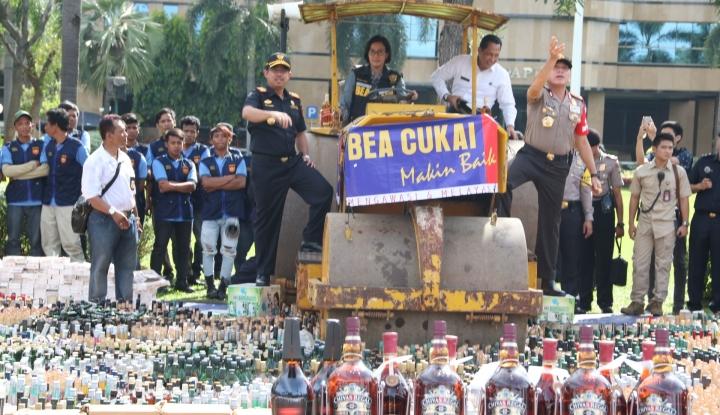 Foto Berita Sebentar Lagi Indonesia akan Miliki Pusat Logistik Minuman Keras