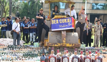 Foto Sebentar Lagi Indonesia akan Miliki Pusat Logistik Minuman Keras