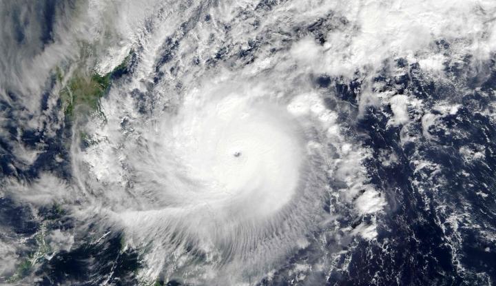 Foto Berita 13 Tewas, Lima Orang Hilang Akibat Topan Mangkhut di Filipina