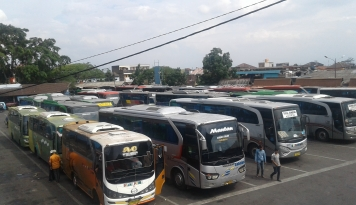 Foto Menhub Pantau Infrastruktur Transportasi Jawa-Bali