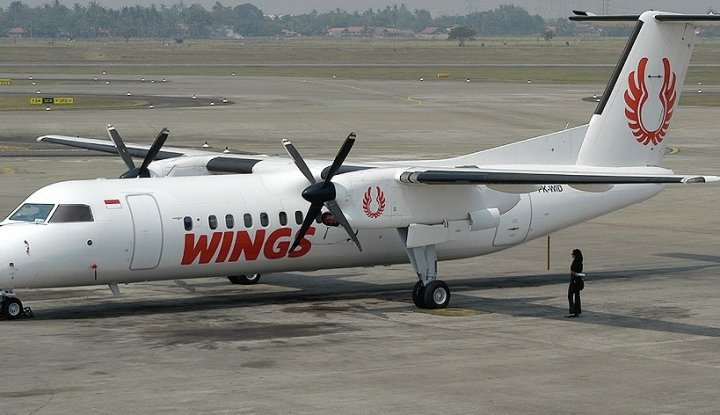 Foto Berita Wings Air Buka Rute Internasional Pontianak-Miri