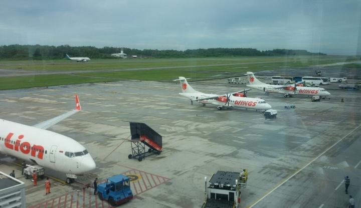 Foto Berita Pengamanan Bandara Abdulrachman Saleh Malang Diperketat