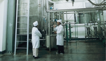 Foto Kembangkan Produk, Indofarma Kurangi Produksi Obat Generik