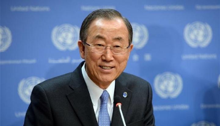 Foto Berita Peluang Sekjen PBB Ban Ki-moon Jadi Presiden Korsel Semakin Terbuka Lebar