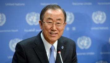 Foto Peluang Sekjen PBB Ban Ki-moon Jadi Presiden Korsel Semakin Terbuka Lebar