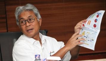Foto Komandoi SKK Migas, Pak Dwi Mau Bikin Terobosan Begini...