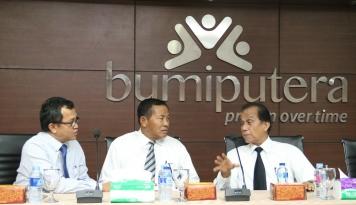 Foto Begini Skema Baru Penyelamatan AJB Bumiputera