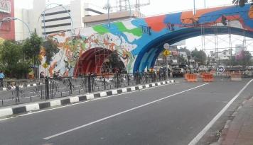 Foto Warga Bandung Ogah Pakai Kendaraan Umum