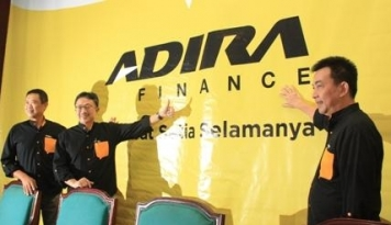 Foto Ada Momen Pilpres, Pembiayaan Adira Finance Cuma Tumbuh 4%
