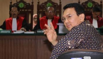 Foto Ahok Ngaku Pernah Marah ke Jokowi, Gegara ini