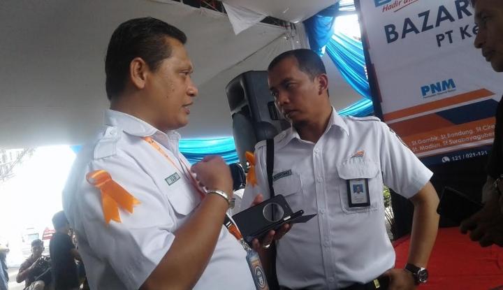 Foto Berita KAI Daop 2 Bandung Kucurkan Rp1 Miliar Bagi UMKM