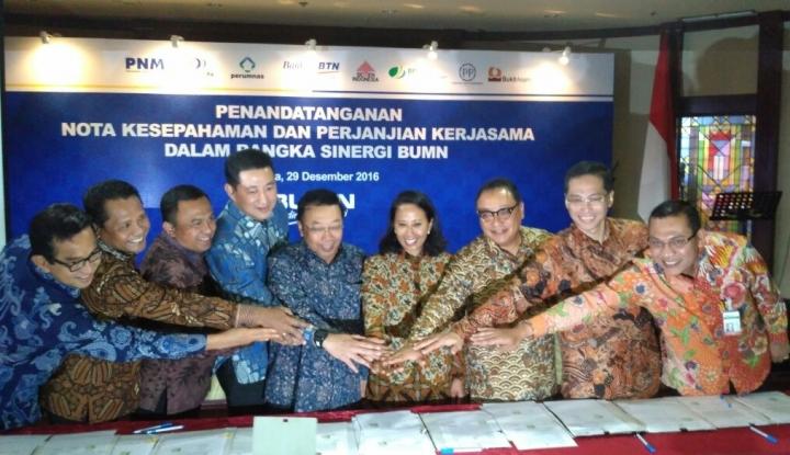 Foto Berita PNM Ikut Galakkan Program Satu Juta Rumah