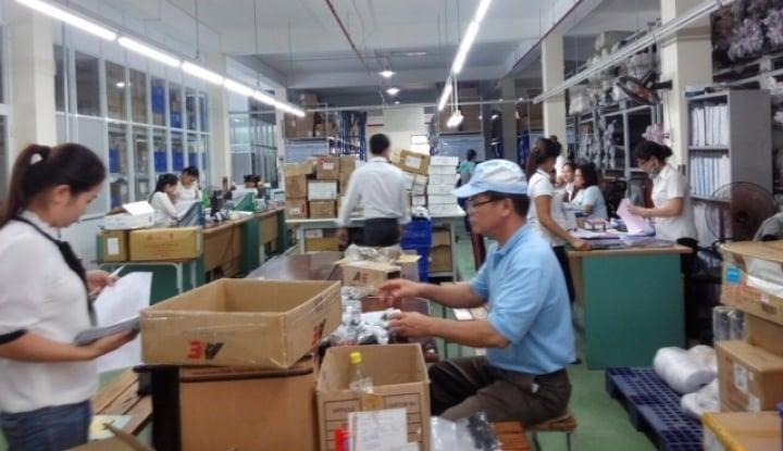 Foto Berita Menyalahi Aturan, Kemenperin Serius Bahas Isu TKA di Sultra-Sulteng