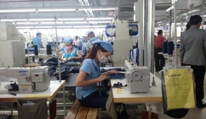 Foto Berita Apindo: Industri Dalam Negeri Masih Butuh TKA