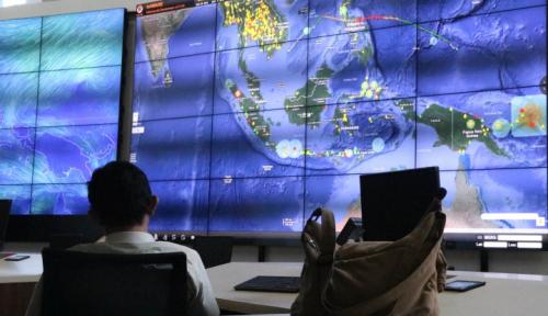 Foto Banda Diguncang Gempa 5,4 Skala Richter Petang Ini
