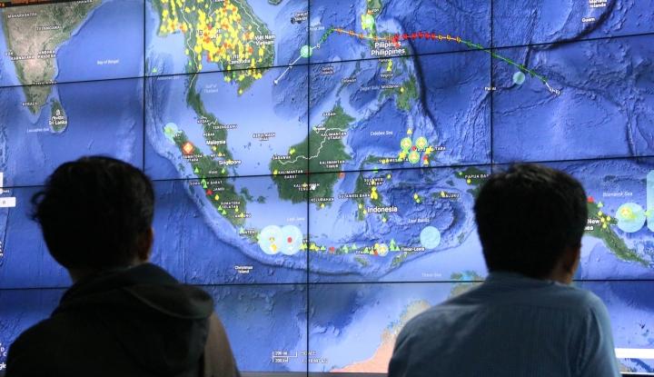 diguncang gempa 6 sr, masyarakat gorontalo panik