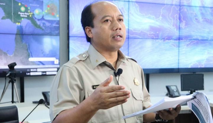 Foto Berita BNPB Siapkan Rp560 M Tangani Gempa dan Tsunami di Sulteng