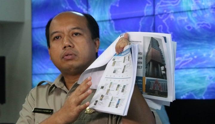 Foto Berita Longsor Brebes Murni Bencana Alam, Kata Sutopo