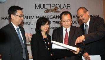MLPL Multipolar Multimedia Prima Alihkan 202.300 Lembar Saham