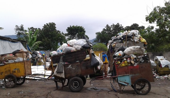 Foto Berita Bantul Upayakan Semua Desa Membentuk Bank Sampah