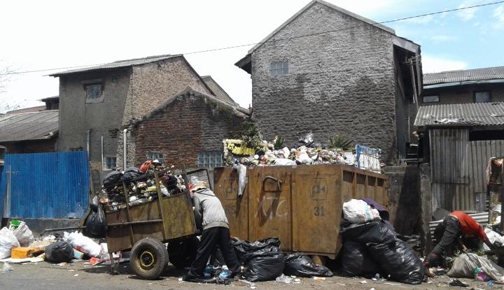 Foto Berita Wow.. Sampah di Belitung Capai 200 Ton Lebih Per Harinya