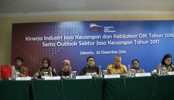 Foto Seleksi Tahap II, Pansel DK OJK Hanya Meloloskan Dua Petahana