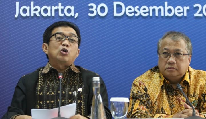 Foto Berita OJK: Perppu Akses Keterbukaan Informasi Keuangan Tak Hambat Industri Perbankan