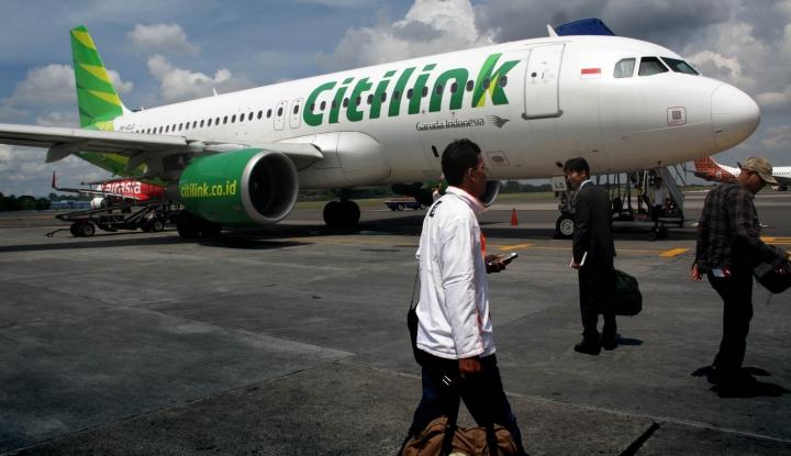 Buka Rute Kuala Lumpur-Banyuwangi, Citilink Pastikan Terbang Tiga Kali Seminggu - Warta Ekonomi