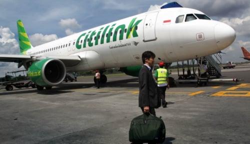 Foto Begini Kronologi Pemeriksaan Pilot Citilink yang Diduga Mabuk