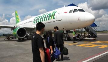 Foto Garuda Belum Pastikan Pengganti CEO Citilink
