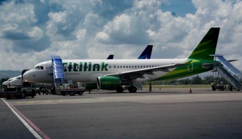 Foto Tawarkan Kenyamanan Belanja di Pesawat, Citilink Kenalkan Citilink Store