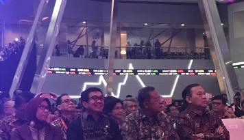 Foto OJK Soroti Minimnya Perusahaan Yang IPO