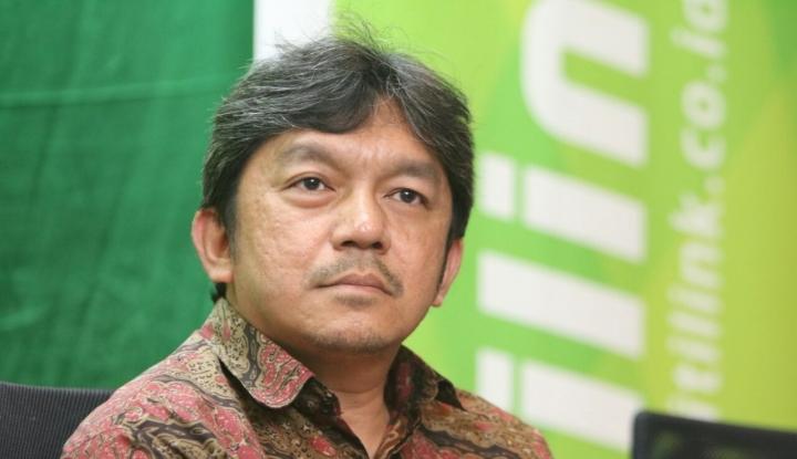 Foto Berita Diperiksa untuk Kasus Emirsyah, Albert Burhan Jawab Begini